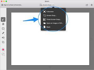 phần mềm chụp màn hình macbook