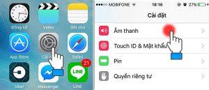 cách cài nhạc chuông cho Iphone - Itunes