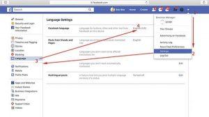cách đổi tên facebook chưa đủ 60 ngày