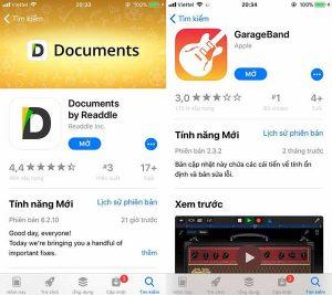 cách tải nhạc chuông cho Iphone - Documents