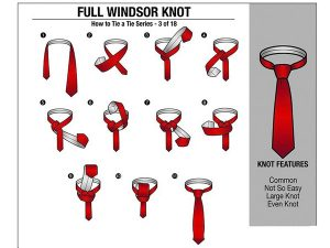 Windsor Knot