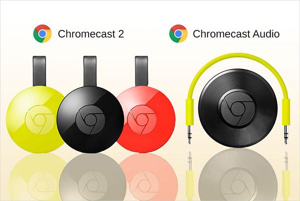 phiên bản chromecast
