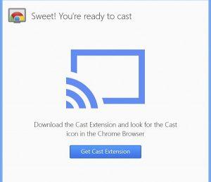 cách cài đặt chromecast