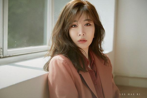 Davichi - Lee Hae Ri