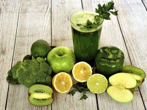 detox diet bằng chanh