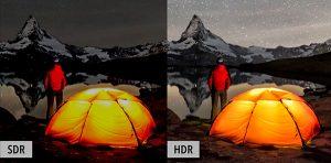 hdr là gì - video HDR