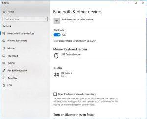 phần mềm Bluetooth Driver