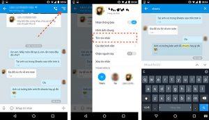 khôi phục tin nhắn zalo -tìm tin nhắn
