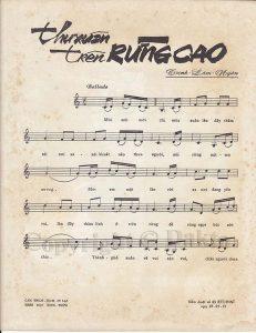 những bài hát hay nhất của Quang Lê - Thư Xuân Trên Rừng Cao
