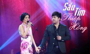 những bài hát hay nhất của Quang Lê - Sầu Tím Thiệp hồng