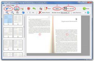 phần mềm ghép file pdf - Split PDF