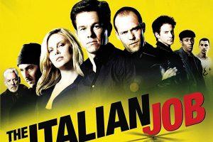 phim của jason statham-The Italian Job