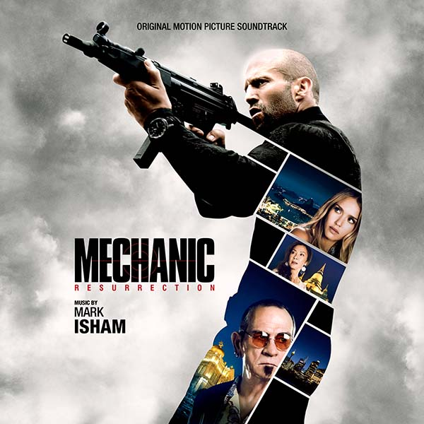 phim của jason statham- The Mechanic
