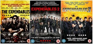 phim của jason statham- The Expendable