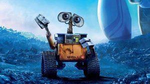 phim khoa học viễn tưởng hay-Wall-E