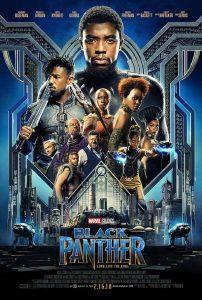 phim khoa học viễn tưởng hay-Black Panther