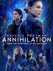 phim khoa học viễn tưởng hay-Annihilation
