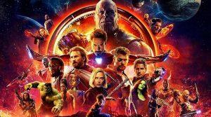 phim khoa học viễn tưởng hay-Avenger Infinity War