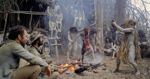 phim kinh dị - Cannibal Holocaust