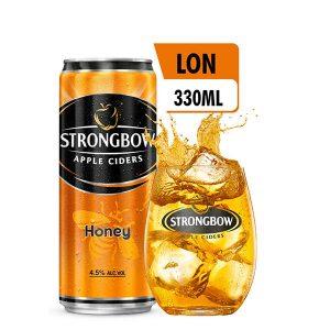Strongbow - những lưu ý khi uống