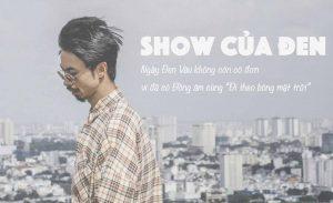 Show của Đen